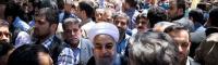 روحانی: ملت ایران پاسخ قاطعی به آمریکا داد