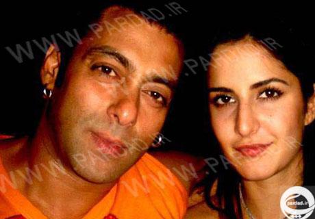 عکس های سلمان خان و همسرش کاترینا