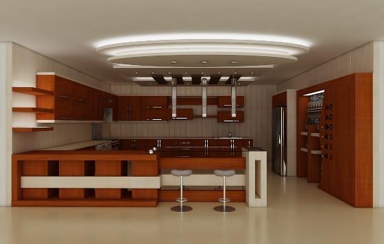 مدل انواع کابینت آشپزخانه