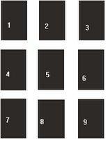 فال ورق مربع جادويی