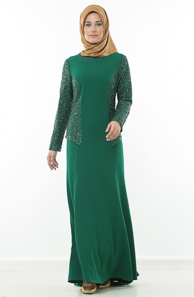 مدلهای لمه بلوز جدیدترین مدل لباس مجلسی با حجاب زنانه 2016 - لباس مجلسی محجبه