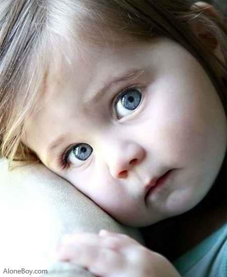 عکس خوشگل ترین دختر چشم آبی دنیا