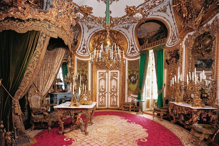 قصر لیندرهاف