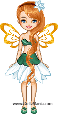Fairy Dressup Game 3
