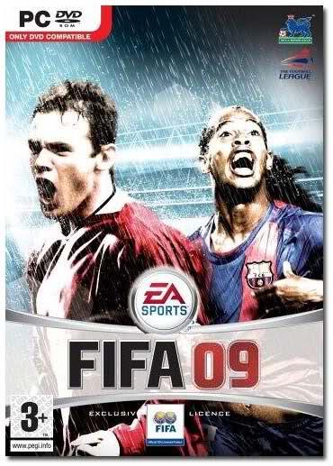 بازی جدید فیفا 2009 - FiFA 2009