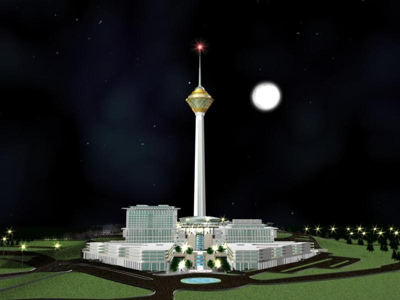 برج میلاد Milad Tower
