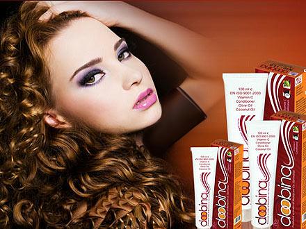 رنگ موی دوبینا Doobina Hair Color