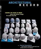 دانلود مجله معماری : architectural record 02 2003