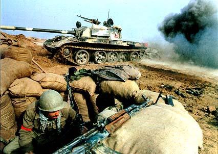 مقاله ای کامل در مورد جنگ تحمیلی