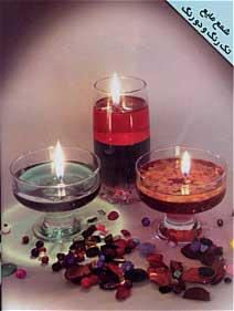 عکس+آموزش+شمع+سازی