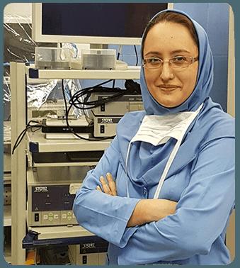 متخصص جراحی گوش و حلق بینی