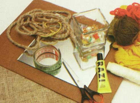 سوزن دوزی روی تور پلاستیکی سوزن گونی بافی - bargozideha.com mimplus.ir