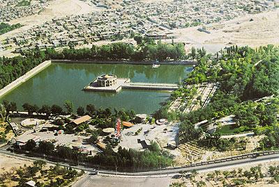 باغهای  زیبا و معروف ایران