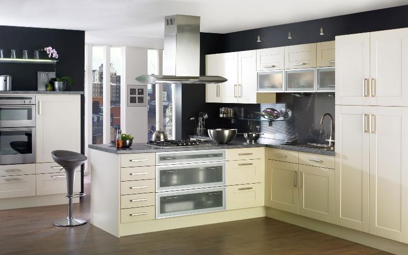 آشنایی با اصول طراحی کابینت آشپزخانه