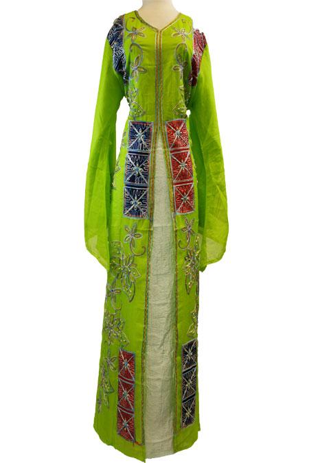 دانلود جدیدترین لباس کندوره لباس بندری-پوشش زنان جنوب(بندر و قشم)