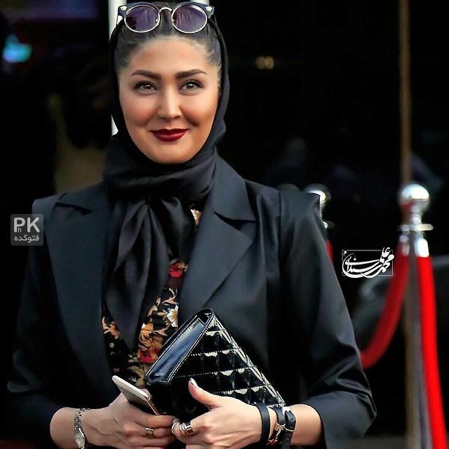 مریم معصومی بازیگر خوش لباس