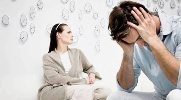 تغيير رفتار خانم ها، به خاطر نارضايتي از شوهر
