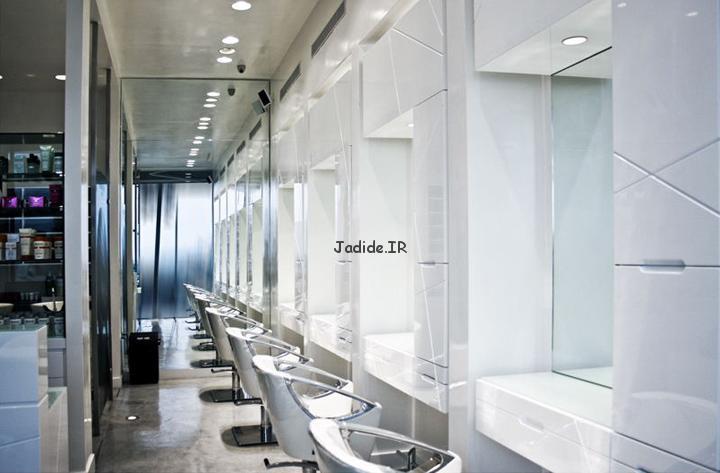 مدل دکوراسیون آرایشگاه زنانه 2016