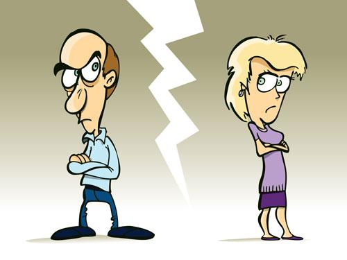 دلایل افزایش آمار طلاق در ایران