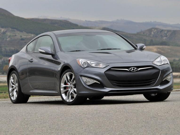 2015 Hyundai Genesis Coupe R-Spec