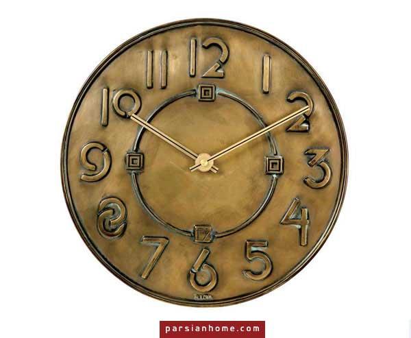 عکس ساعت چوبی ایستاده