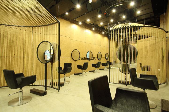 مدل طراحی سالن آرایشگاه 2016