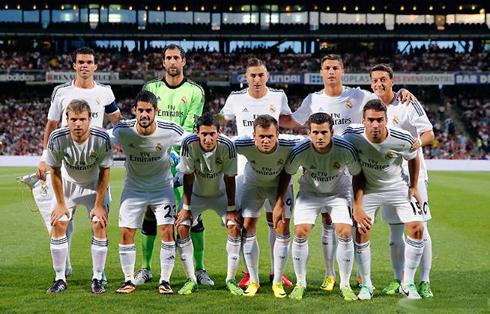 بازیکنان جدید رئال مادرید ۲۰۱۴