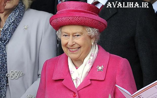خوشحالی ملکه انگلیس از تولد نوه دختر