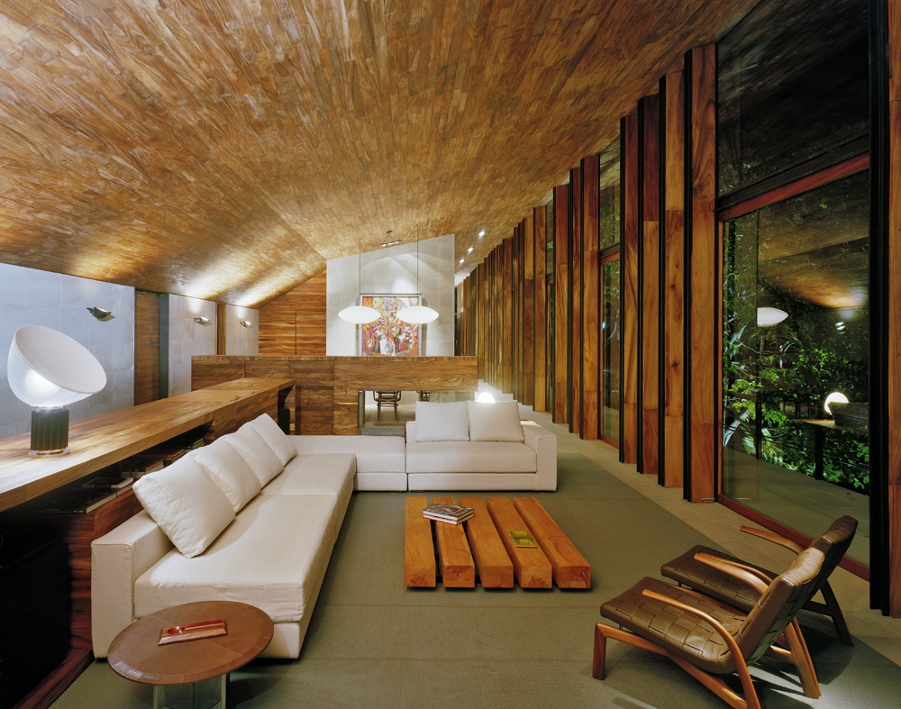 Parque humano mexico - Houses woods nature integrated ...