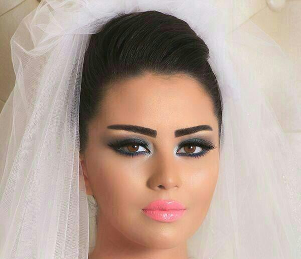 آرايش چشم عربي