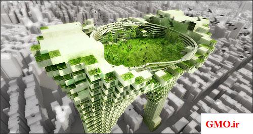 مسابقه طراحی برج اداری - تجاری در کنار برج میلاد