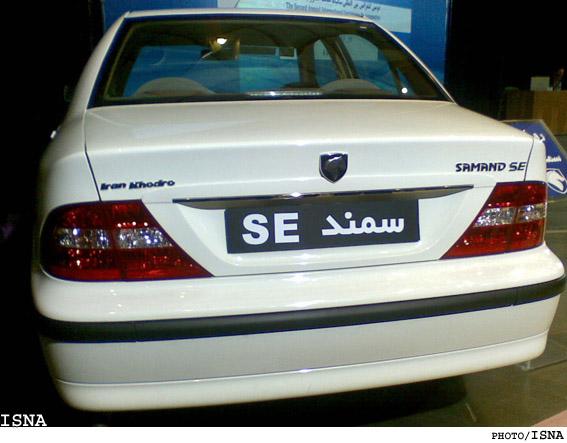 قیمت خودرو سمند ای اف7 - 34