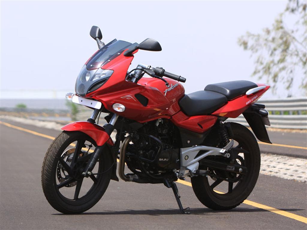 قیمت موتور سیکلت پالس