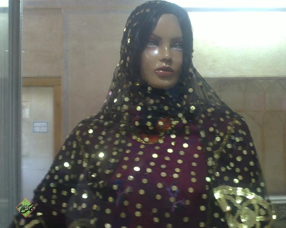 لباس بندری-پوشش زنان جنوب(بندر و قشم)