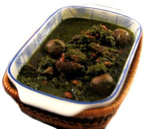 قورمه سبزی , طرز تهیه قورمه سبزی , خورشت سبزی