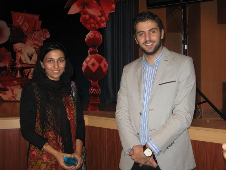 بیوگرافی علی ضیاء + مهران آرتی