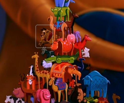 کاراکتر های مشهور دیزنی در سایر انیمیشن ها