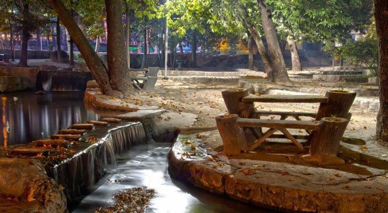 عکس پارک بابا امان 208103
