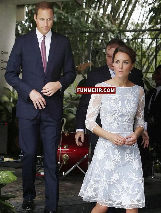 عکس های برهنه لو رفته کیت میدلتون همسر شاهزاد ویلیام