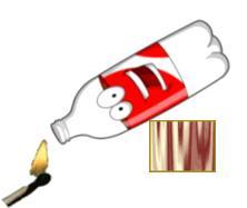 آموزش ساخت موشک الکلی(بی خطر)