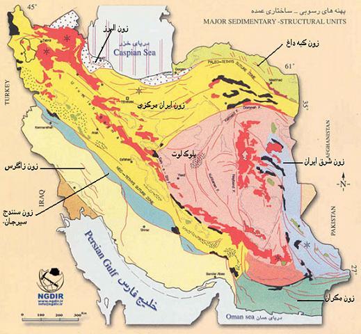 اکتشاف نفت در ایران