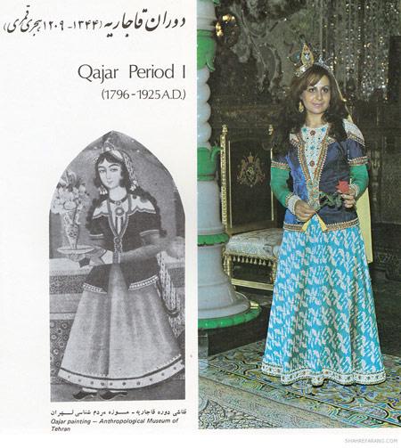 لباس های محلی زنان کشورهای مختلف پوشاک مردم ایران درون دوره های مختلف تاریخی +تصاویر ... mimplus.ir