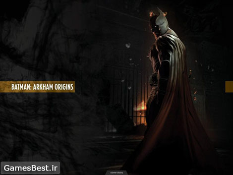 بتمن ریشه‌های آرخام   Batman Arkham Origins