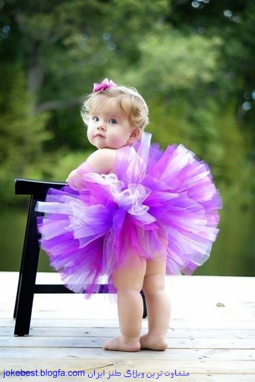 مدل لباس زیبای بچه گانه دخترانه دختر زیبا و خوشمل