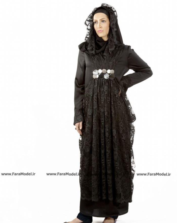 لباس زنانه عربی