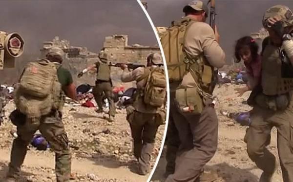 نجات از داعش